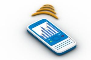 Los teléfonos inteligentes tienen la alternativa de conectarse a las redes inalámbricas, así como las tabletas, computadoras y laptops. (foto por renjith krishnan de FreeDigitalPhoto.net)